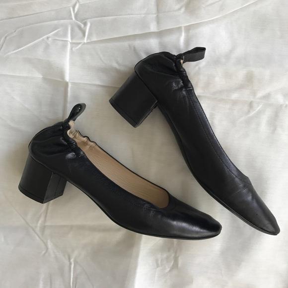d0faf1f6627 Everlane Shoes - Everlane Day Heel - Black - Size 5.5
